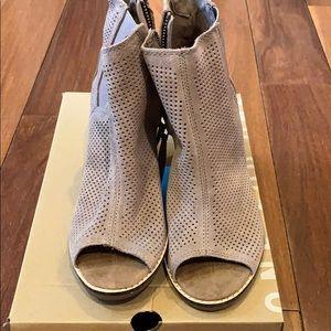 Toms Majorca Peep Toe Boot